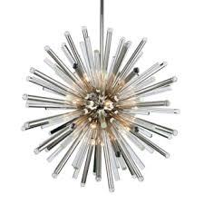 Elegant Lighting Chandelier Elegant Lighting 1141g36pn Polished Nickel Maxwell 21 Light 36
