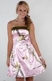 pink camo wedding gowns camo bridemaide dresses search