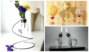 light bulb decorations recycled light bulb crafts