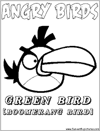 birds coloring pages for kids