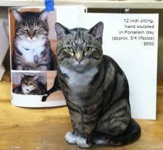 pet urns for cats grey tiger cat urn marbled cat cremation urn pet urn