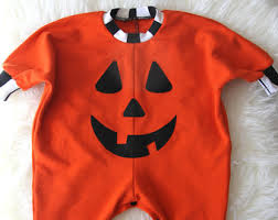 Etsy Baby Boy Halloween Costumes Baby Pumpkin Costume Etsy