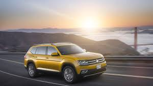 2018 volkswagen atlas suv first look with specs news and photo