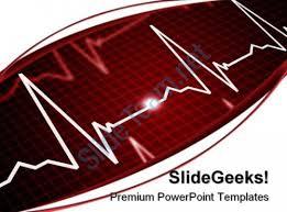 heart design for powerpoint heart beat medical powerpoint templates and powerpoint backgrounds