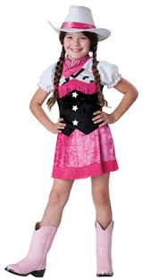 Girls Halloween Costumes Kids Cowgirl Cutie Girls Costume Cowgirl Costumes Party