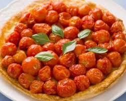 tarte tatin cuisine az recette de tarte tatin aux tomates cerise et balsamique