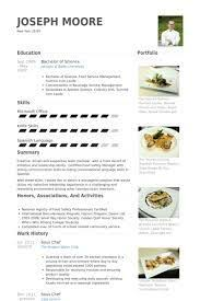 chef resumes exles resume design for a chef alveria cher finally a resume for me