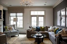 Hgtv Contemporary Living Rooms living room decor with sectional hirea