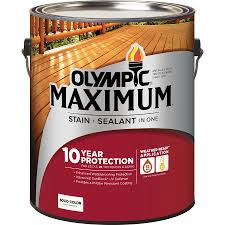 shop olympic maximum tintable white and base 1 solid exterior