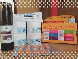 Serum Erha perawatan kulit 30an di erha clinic mamaofyara89