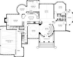 your own blueprints free 29 mansion floor plans blueprints blueprint house sle floor