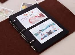 sticky photo album aliexpress buy three size handmade antique padlock plush