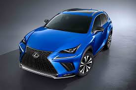 lexus is electric car 2018 lexus nx shows off new design in shanghai automobile magazine