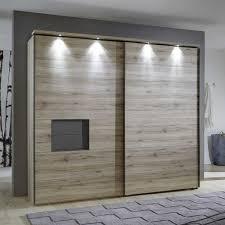 Schlafzimmerschrank Beleuchtung Kleiderschrank Schiebetüren Möbilia De Kleiderschrank Mit