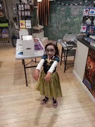 Our Second Halloween Costume Contest Winner Most Original Costume