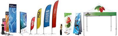 outdoor banner stands outdoor displays displays power