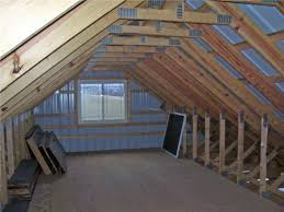 storage ideas for finished attics the best type of attic storage