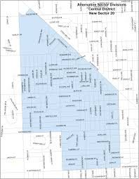 Chicago Police Districts Map by Sector Maps U2013 Joliet Police Department