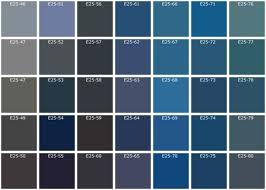 palette de couleur peinture pour chambre nuancier bleu recherche couleurs nuancier