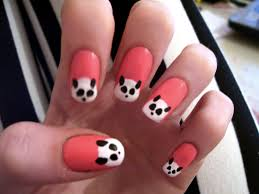 easy nail art characters cute na make a photo gallery pictures of cool nail art at best 2017