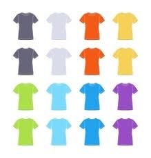 black raglan t shirt template royalty free vector image