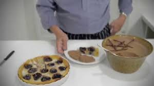 michel roux obe u0027s fig clafoutis the essence of french cooking