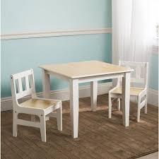 table chaise fille table et chaises en bois garçon et fille a partir de 3 ans