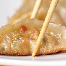 cuisiner asiatique vegetarian potstickers recette asiatique cuisine asiatique et