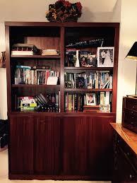 Mahogany Bookcase Mahogany Bookcase Specialty Millworks