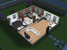 simple houses small and simple sims freeplay house sims pinterest sims and