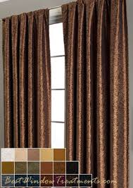 Pumpkin Colored Curtains Decorating Beautiful Copper Colored Curtains Decorating With 145 Best Orange