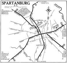 Greenville Sc Map South Carolina City Maps At Americanroads Com