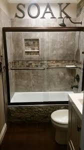 stylish bathroom bathrooms bathroomdesigns homechanneltv diy rustic small guest bathroom cented with airstone faux stone the side