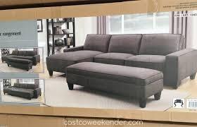 Recliner Sofa Costco Ottoman Sofa Bed Costco Centerfieldbar Com