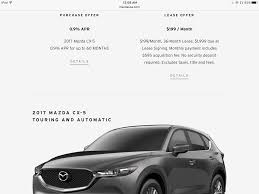 mazda car deals 2016 2017 mazda cx 5 lease deals and prices page 18 u2014 car forums at