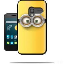New minion Hoesje voor Alcatel OneTouch Pixi 3 4.0 #YQ34