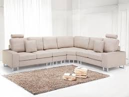 modern sectional sofas contemporary fabric couches beliani com