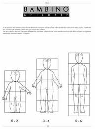 draw children body template child and template