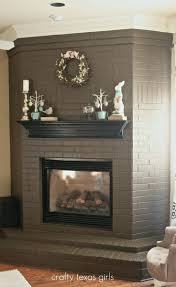 fireplace remodeling ideas photos paint brick painted updating