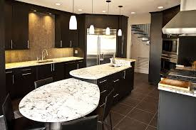 multi level kitchen island tri cities kitchen remodeling prendergast construction
