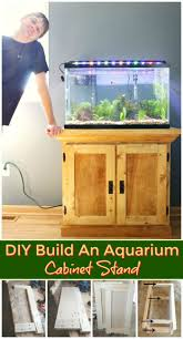 how to make fish tank decorations at home best 25 aquarium cabinet ideas on pinterest fish tank cabinets