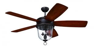 60 ceiling fan with light craftmade fb60obg5 fredericksburg bronze five blade 60 ceiling fan