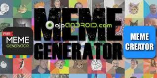 Meme Generator Crear - aplicaciones para crear memes desde tu android
