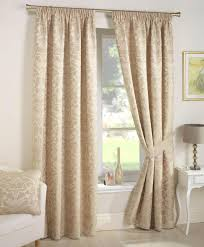 Lined Nursery Curtains by Crompton Lined Curtains Natural Free Uk Delivery Terrys Fabrics