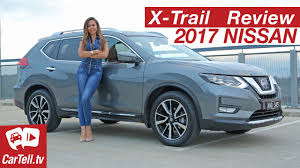 nissan x trail review 2017 nissan x trail ti review cartell tv youtube