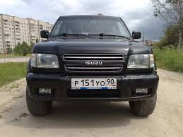 2002 isuzu trooper information and photos momentcar