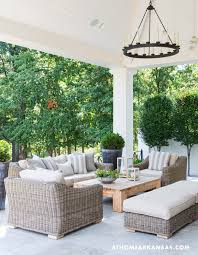 inspiration back porch ideas wicker furniture patios and cozy