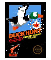 Duck Hunting Home Decor Amazon Com Duck Hunt Video Games