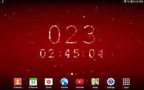 countdown live wallpaper 2017 android apps on google play