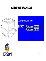 ac laser 8600 printer computing power supply